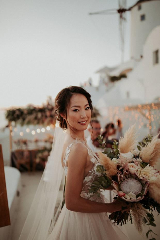 Intimate destination wedding in Europe