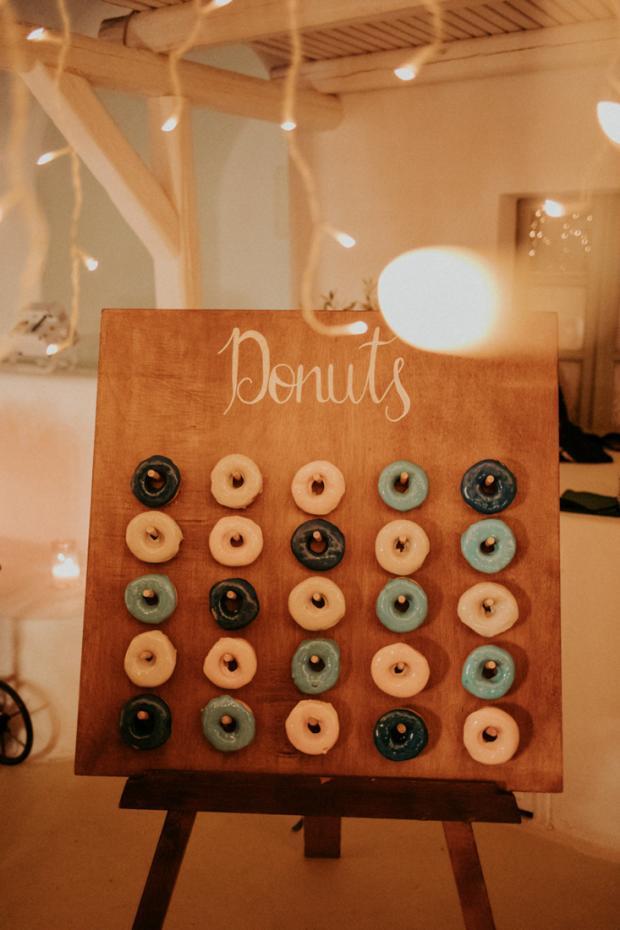 Donuts board