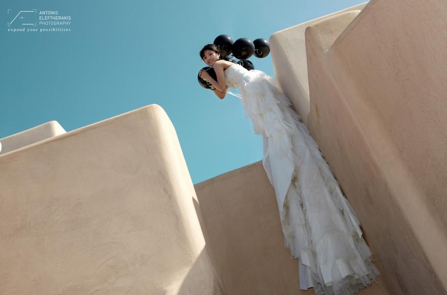 Santorini weddings - Antonis Eleftherakis photography