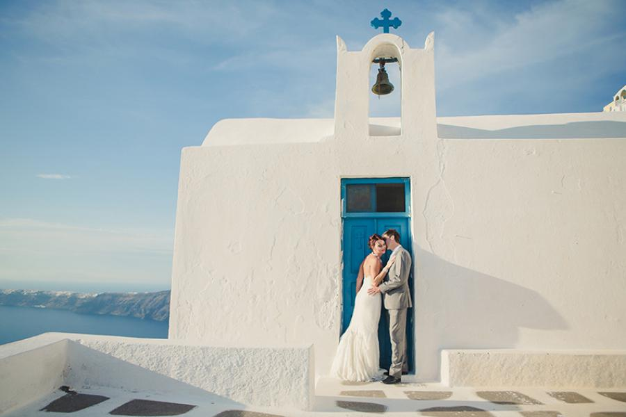 Santorini weddings- Anna Roussos photography