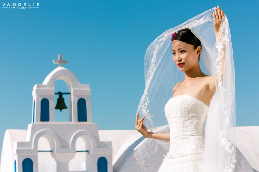 Santorini wedding- Vangelis Photography