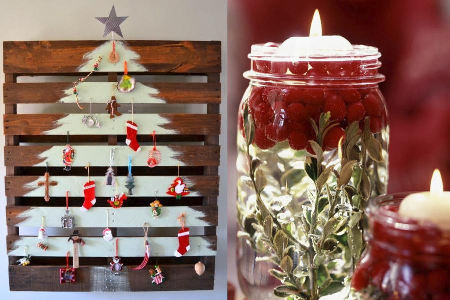 Christmas Decorating & DIY-Tie the Knot in Santorini